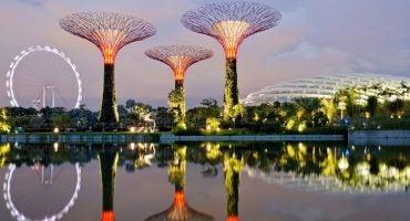 Un voyage pour 2 personnes à Singapour à gagner !