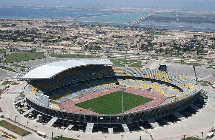 stade egypte borg el arab - blog opodo