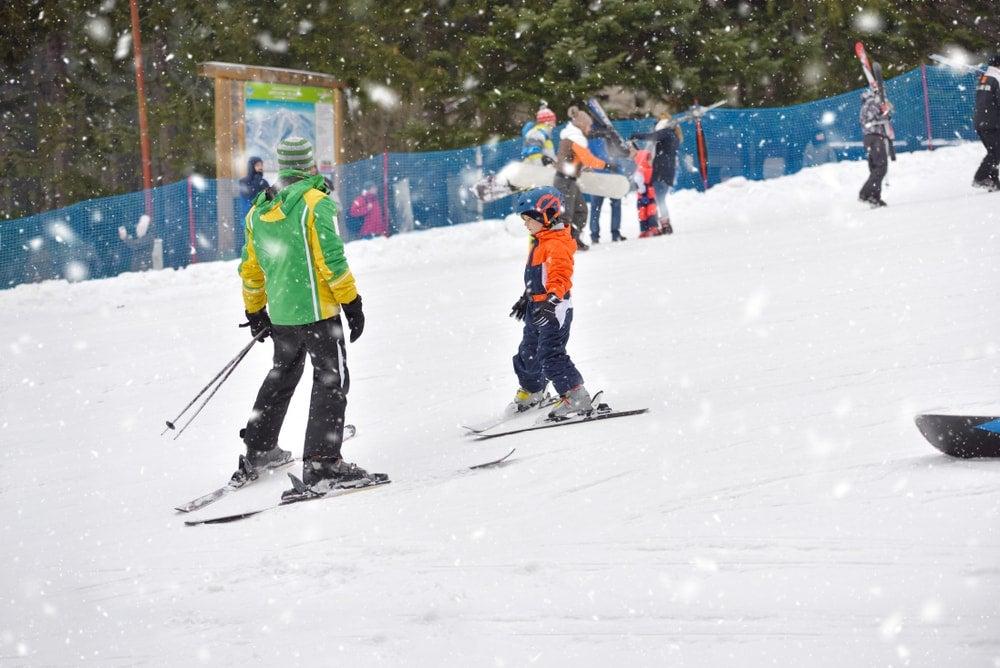 cours de ski - blog Opodo