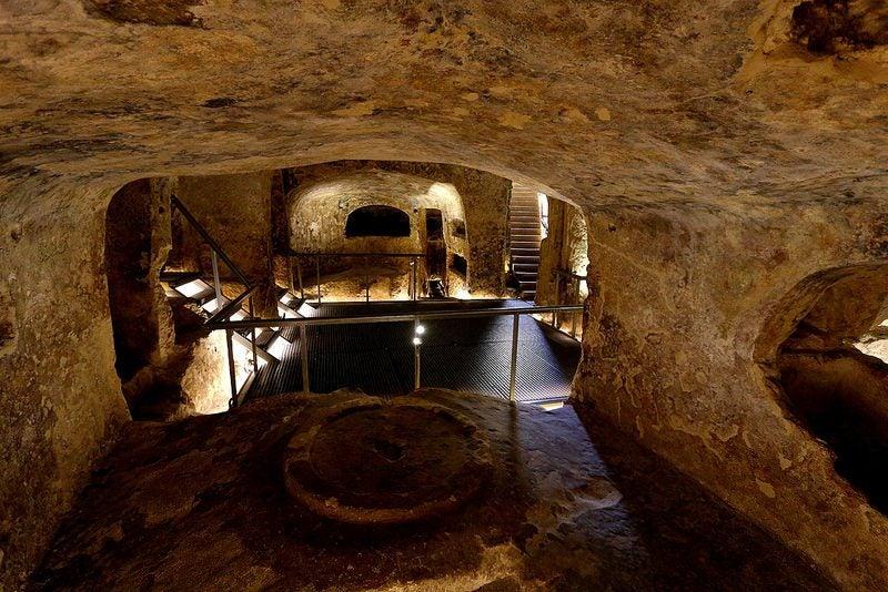Catacombes de Saint Paul Malte Opodo
