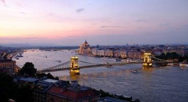 Budapest : capitale des bains en toute saison