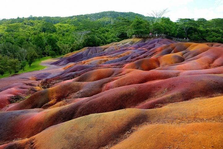 Terre aux 7 couleurs - blog Opodo