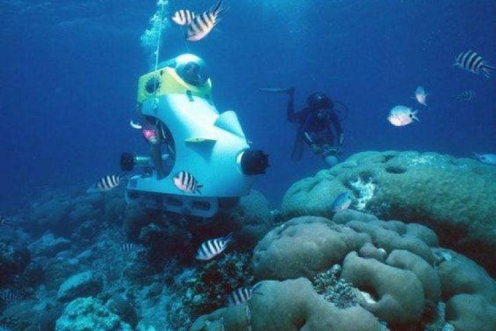 Plongée scooter sous-marin - blog Opodo