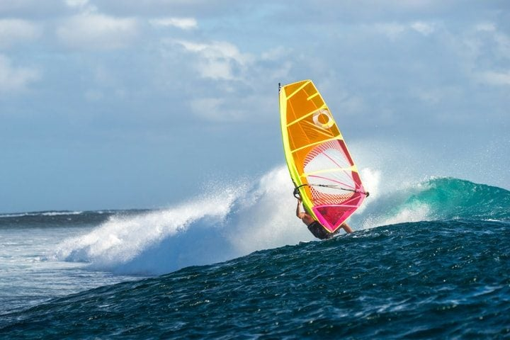 Windsurf - Le Morne - blog Opodo