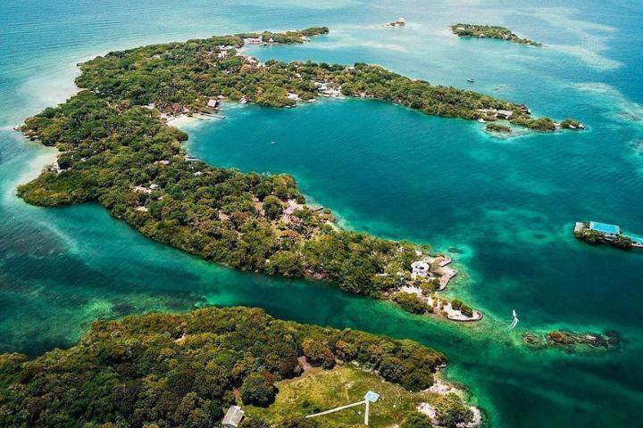 Iles du Rosaire - Colombie