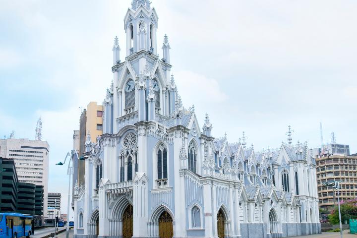 La Ermita, Cali - Colombie