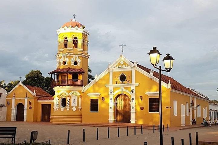 Santa Cruz de Mompox - Colombie