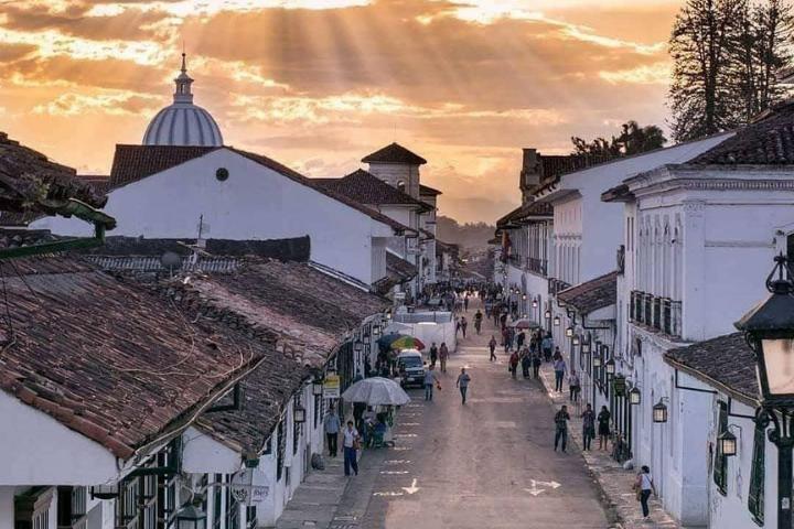 Rues de Popayán - Colombie