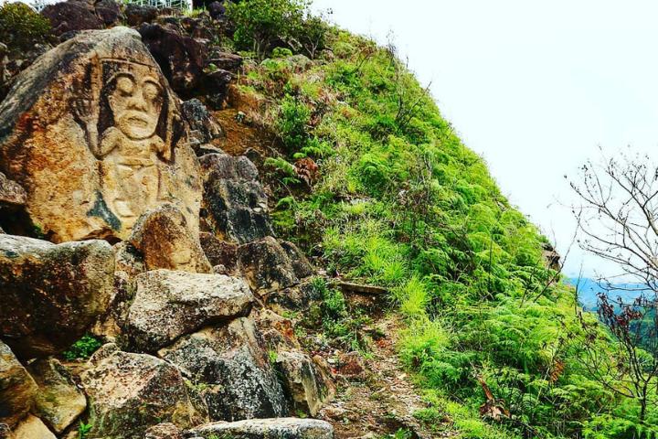 Parc archéologique de San Agustín - Colombie