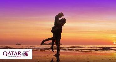 Gagnez vos billets pour un voyage en amoureux en Asie !