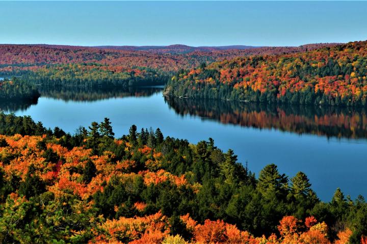 Parcs naturels Ontario