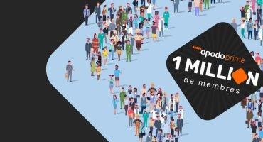Opodo Prime atteint le seuil d'un million de membres