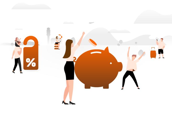 Économiser de l'argent avec Opodo Prime