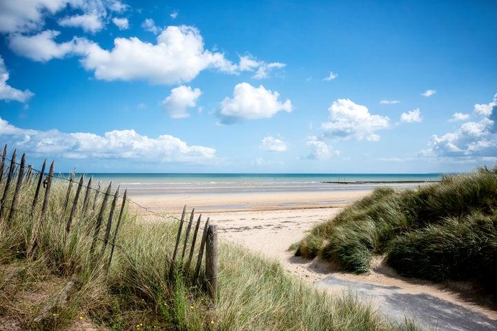 Utah Beach, plage du débarquement - Normandie