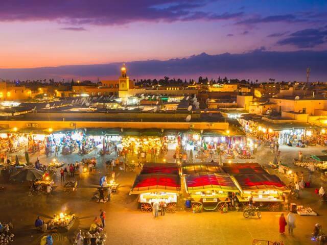 Bon plan Marrakech + 7 nuits dans un hôtel 4* à partir de 279 €